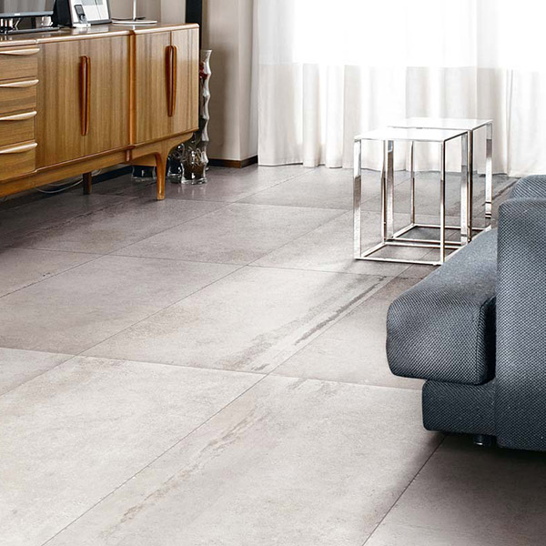 Apolo Silver Large Format Tiles Belfast