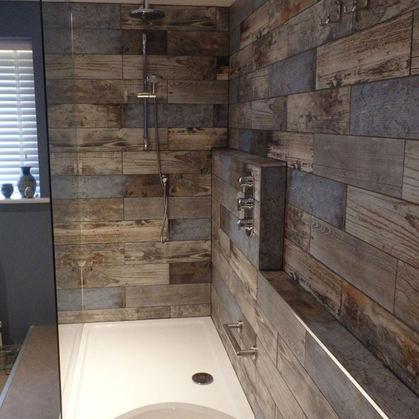 Barnwood Bathroom Tiles Belfast