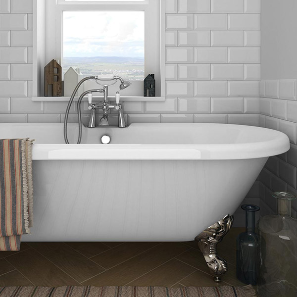 Bisel Blanco Bathroom Tiles Belfast