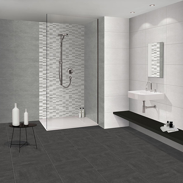 Serpal Gris 2 Bathroom Tiles Belfast