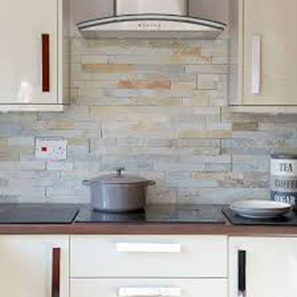 Splitface Oyster Kitchen Tiles Belfast